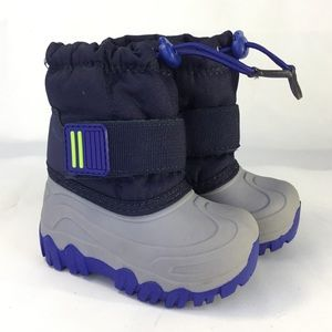 Cat & Jack sz 5 Snow/ Winter Boot Thermolite lined